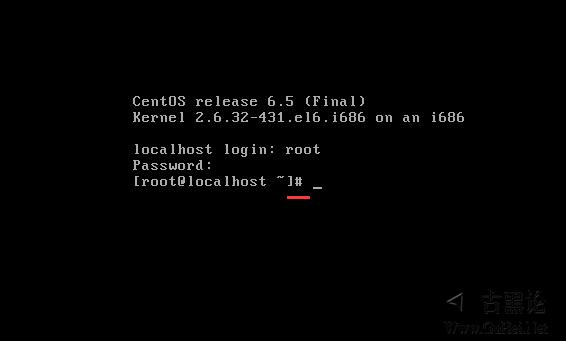 Linux字符操作界面简介 Linux字符操作2.png