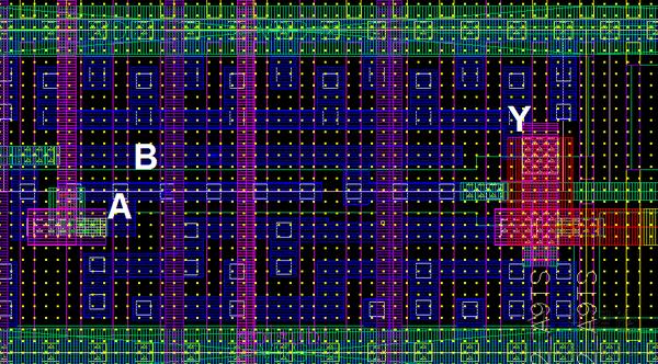 CPU芯片里面几千万的晶体管是怎么实现的? 6b7ee72c6c50b39aaf50c8e0e3bc55de_b.jpg
