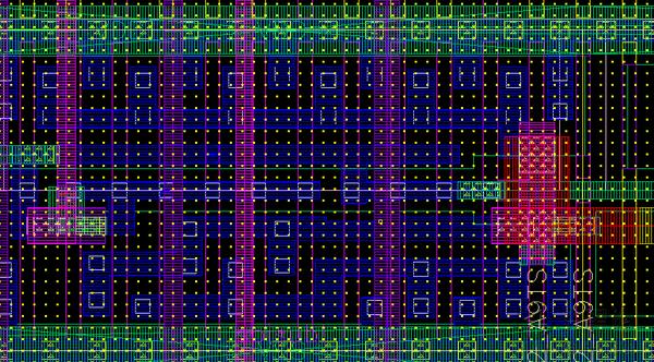 CPU芯片里面几千万的晶体管是怎么实现的? 9a48174395a716ff8f05f6e607853c0f_b.jpg
