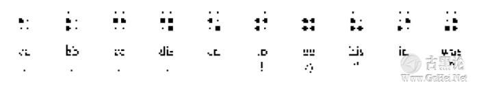 编码的奥秘3_布莱叶盲文与二元编码 QQ截图20151225154730.png
