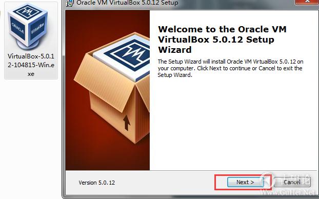 """图文安装开源虚拟机 """"VirtualBox"""" QQ截图20160119130426.png"""