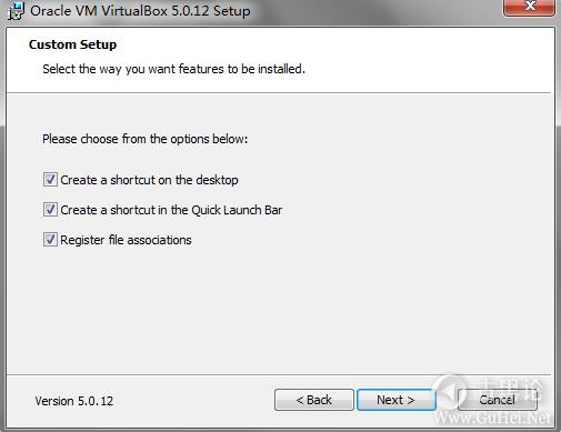 """图文安装开源虚拟机 """"VirtualBox"""" QQ截图20160119131418.png"""