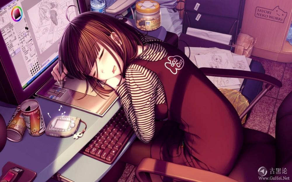 怎样成为一个程序员的女朋友 chengxuyuan.jpg