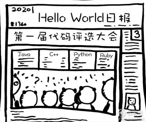 程序员的Hello World王国 QQ截图20160419211836.png