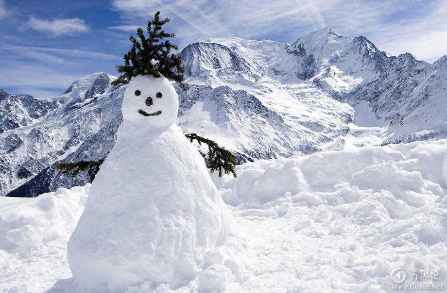 冬天里的幽默 冬天