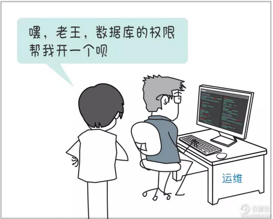 当产品去写代码..... 6-数据库给我一个权限呗.png