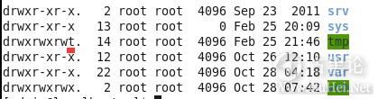 零基础Linux|第十二课_特殊权限位 QQ截图20170226144436.png