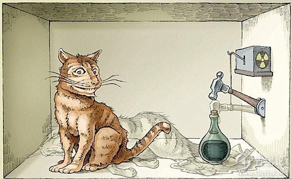 禅师终于遇上了对手... 14-薛定谔的猫.jpg