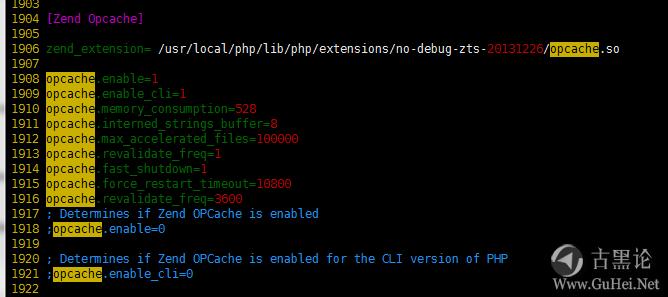 PHP通过动态编译添加opcache模块 QQ截图20170430152628.png