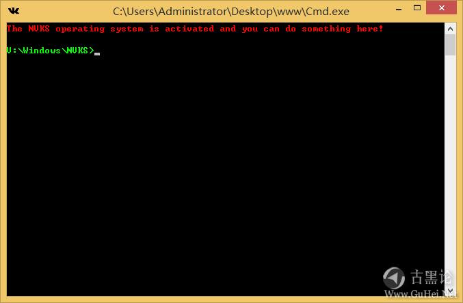 """易语言编写的""""Dos系统""""(仿cmd) tp (2).png"""