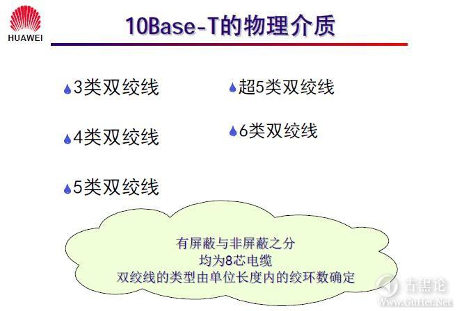 网络工程师之路_第二章|常见网络接口与线缆 7-10Base-T 的物理介质.jpg