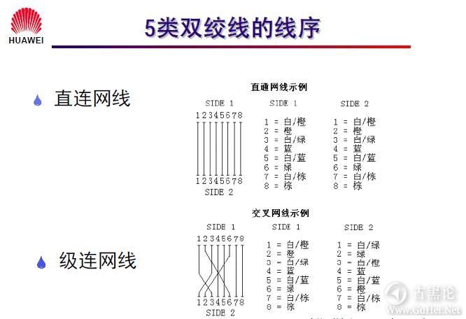 网络工程师之路_第二章|常见网络接口与线缆 9-5 类双绞线的线序.jpg
