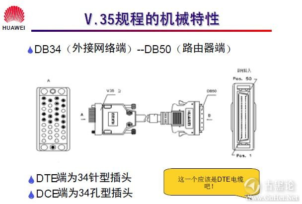 网络工程师之路_第二章|常见网络接口与线缆 27-V.35规程的机械特性.jpg