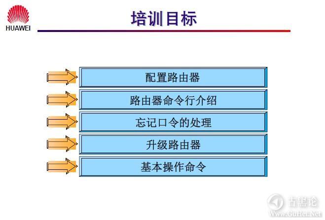 网络工程师之路_第六章 路由器配置简介 1-培训目标.jpg