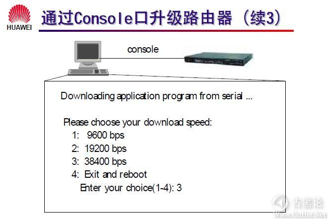 网络工程师之路_第六章 路由器配置简介 33-通过Console口升级路由器(续3).jpg