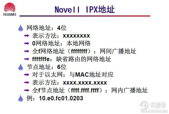 网络工程师之路_第八章|IPX协议及配置 5-Novell IPX 地址.jpg