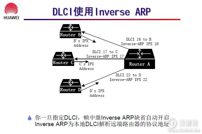 网络工程师之路_第九章|常见广域网协议及配置 47-DLCI 使用 Inverse ARP.jpg