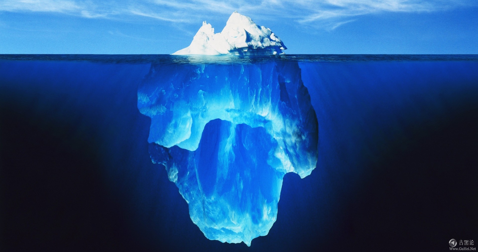 对自己狠一点,开始写作吧 tip-of-the-iceberg-90839-e1445394137621.jpg
