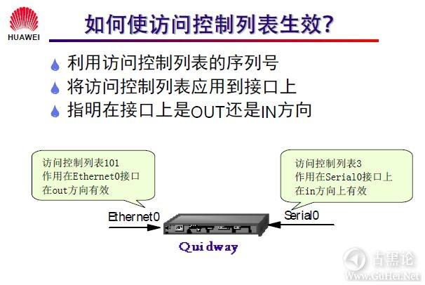 网络工程师之路_第十一章|防火墙及配置 21-访问列表的生效.jpg