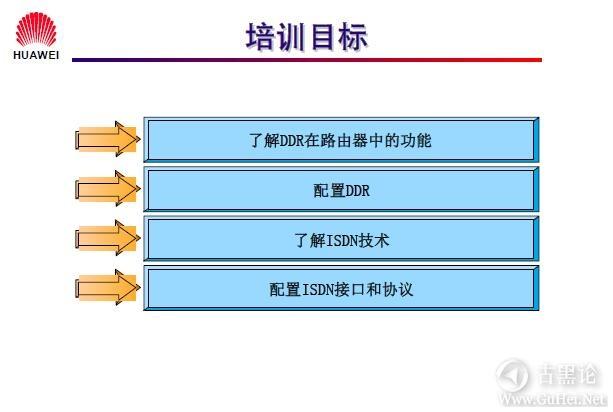 网络工程师之路_第十二章|DDR、ISDN配置 1-培训目标.jpg