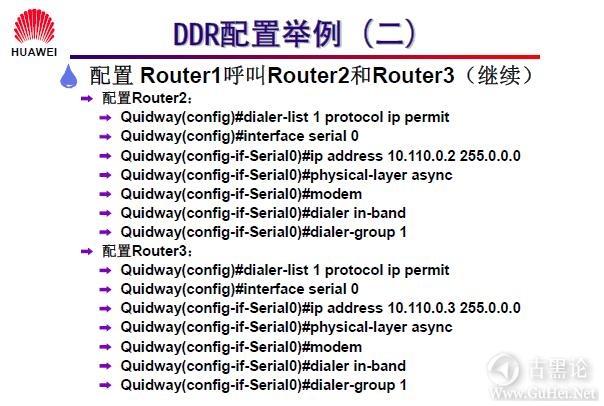 网络工程师之路_第十二章|DDR、ISDN配置 16-配置 Router1 接收 Router2 和 Router3 的呼叫(续).jpg