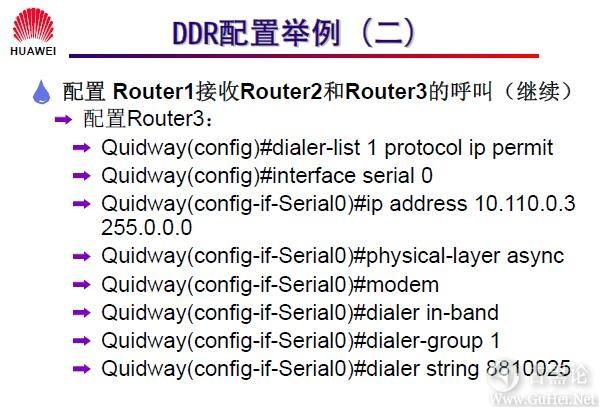 网络工程师之路_第十二章|DDR、ISDN配置 18-配置 Router1 接收 Router2 和 Router3 的呼叫(续).jpg