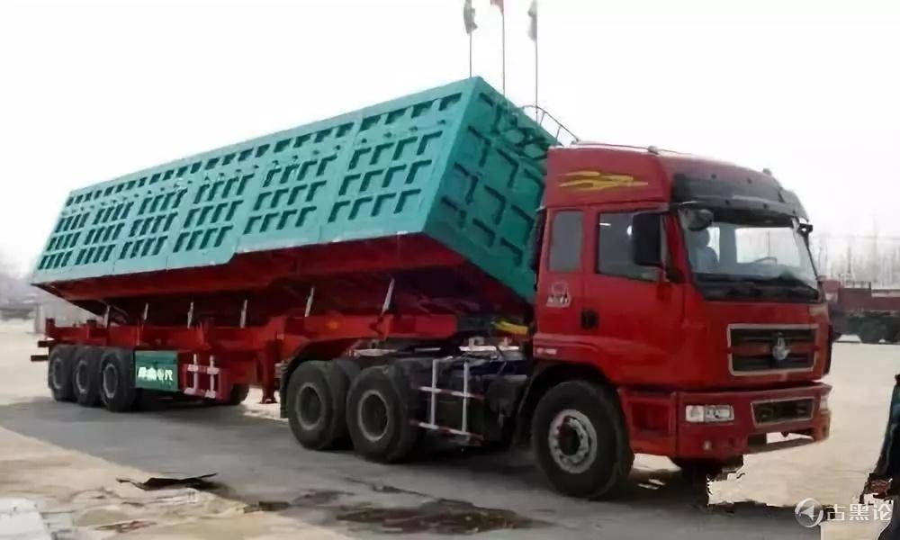 哪种大货车是超级重/危险的? 4-改装6排轮全高泥头车.jpg