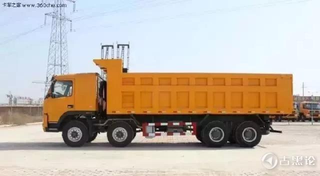 哪种大货车是超级重/危险的? 3-改装4排轮泥头车.jpg
