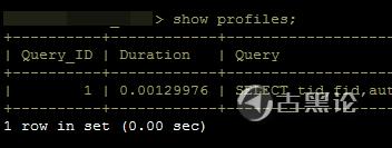 mysql显示精确查询时间【毫秒】 Img-3.png