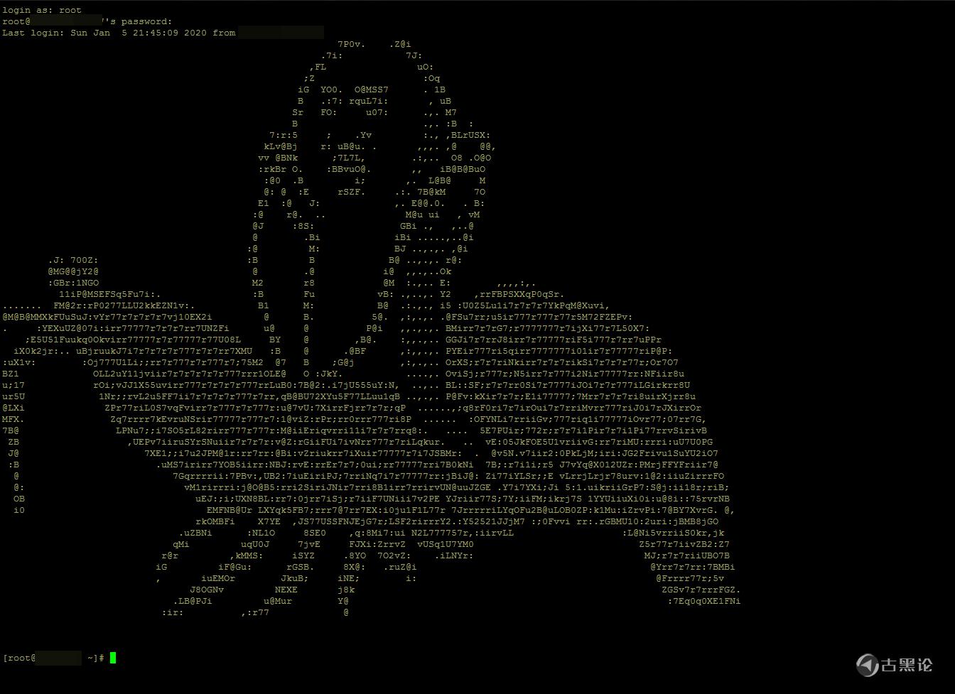 Linux 添加登陆欢迎信息 Img-2.png