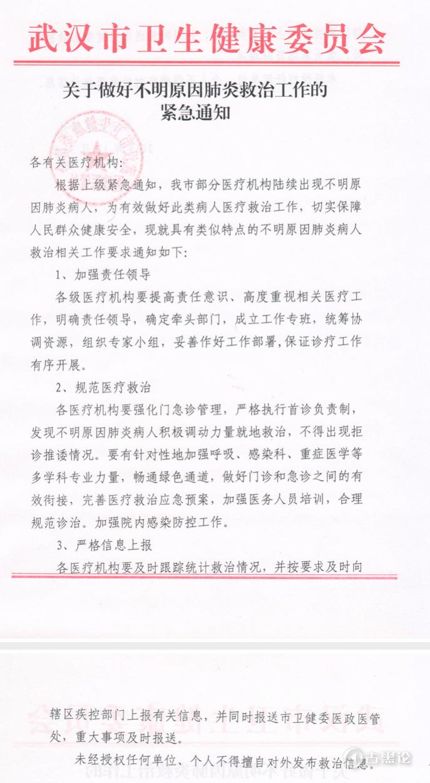 武汉新型冠状病毒初期相关事件及流言部分收录 2.png
