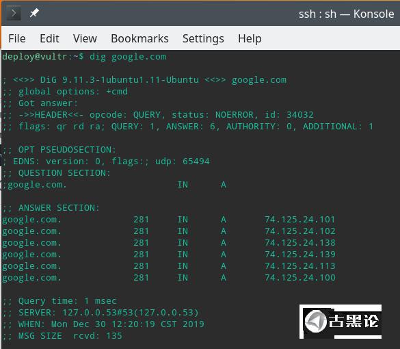 什么是DNS根服务器,只有13台么? google-ip.png